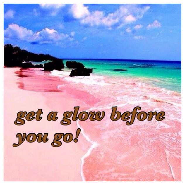 Get A Glow Before You Go Spray Tan Kelowna City Chic