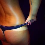 Healthy Tan Lines